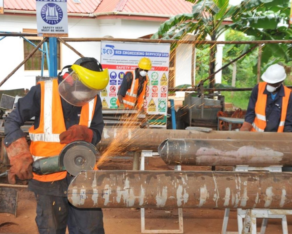 USSIA is an Association for all the Industries in Uganda.